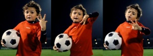 Kesako: Décathlon fait son effet avec un jeune sportif en herbe