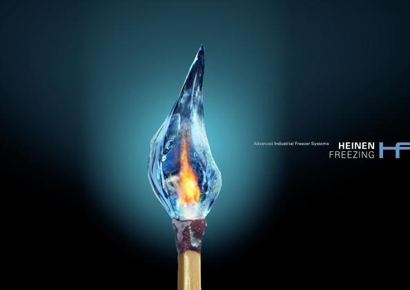 Kesako: Frozen flame