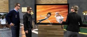 Kesako: Sony TV 3D