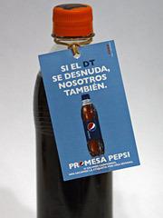 Kesako: Pepsi mis a nu