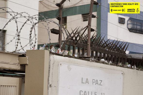 Amnesty International : La Paz