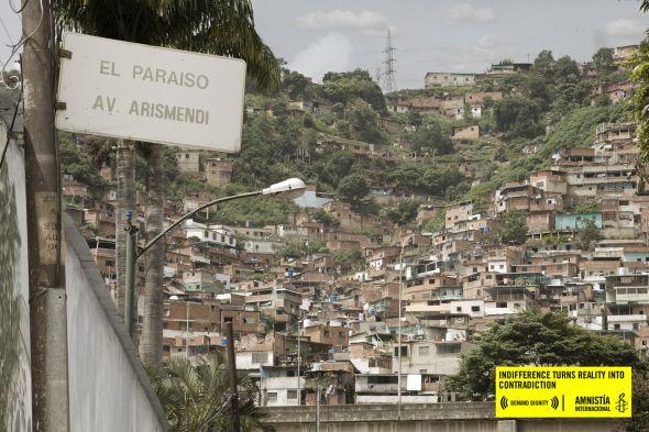 Amnesty International : El Paraiso