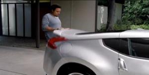 Dernier spot Nissan : Modèle Maxima