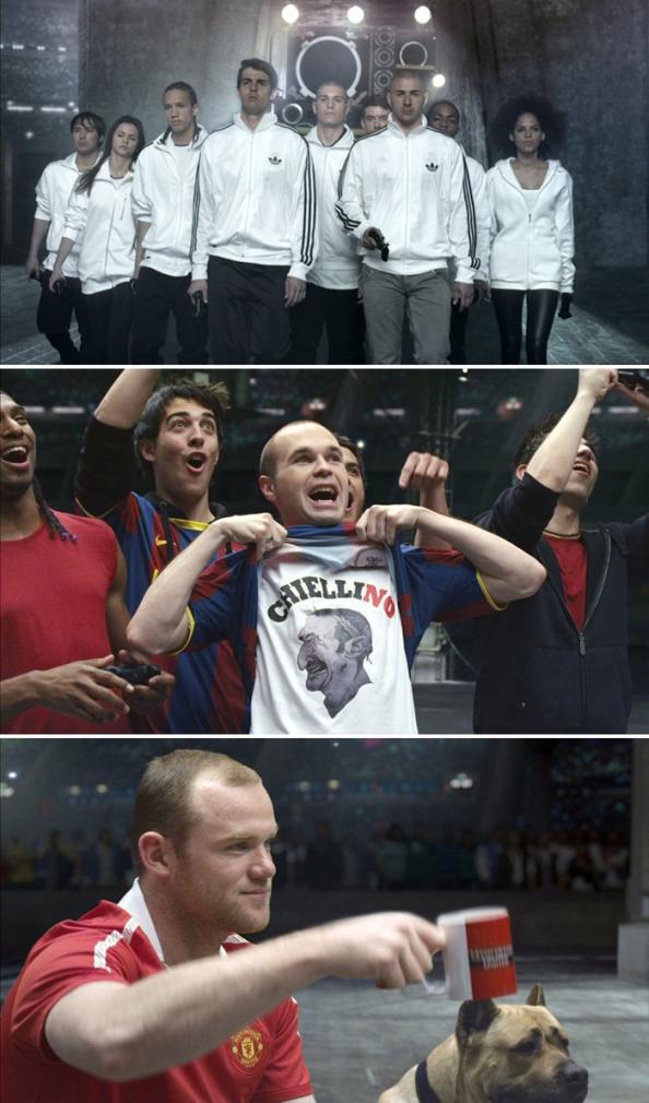 Pub Fifa 11 : We are 11