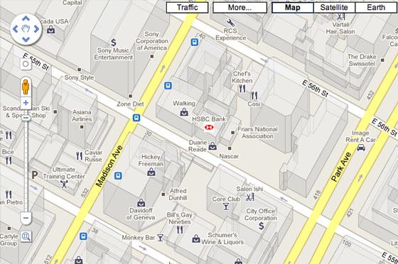 Logo de marque sur Google Maps