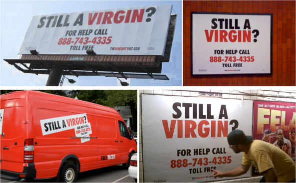 Still a Virgin ?