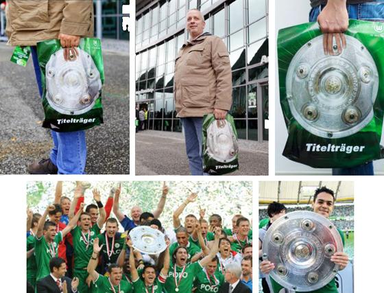 Wolfsburg: Champion