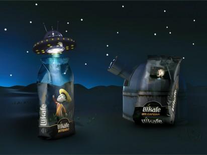 Lukafe : Astronome vs. OVNI