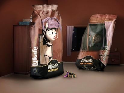 Lukafe : voyeur vs. exhibitionniste