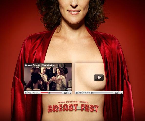 Breast Fest Film Festival : le premier festival contre le cancer du sein