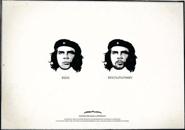 Movember : Che Guevara