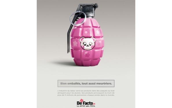 De Facto (1): Bien emballés tout aussi meurtriers
