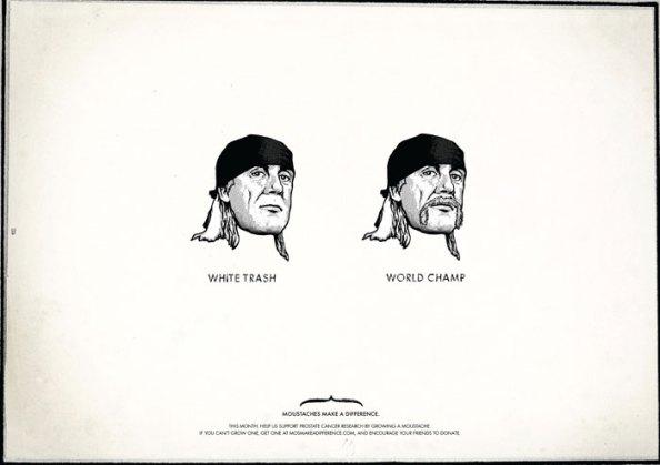 Movember : Hulk Hogan