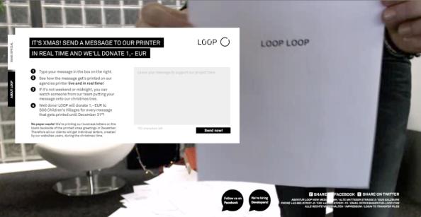 LOOP: votre message en instantané