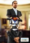 SonntagsZeitung : Poupée russe et le président Obama